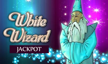 White Wizard Jackpot