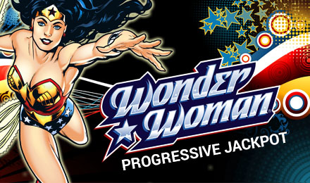 Wonder Woman Progressive Jackpot