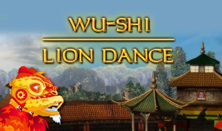Wu-Shi Lion Dance