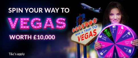 Trip to Vegas