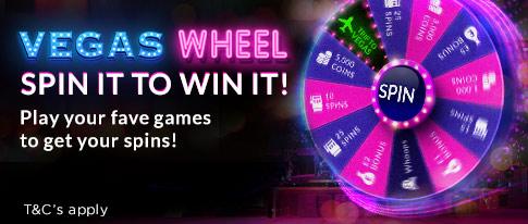 Vegas Wheel
