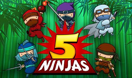 Five Ninjas