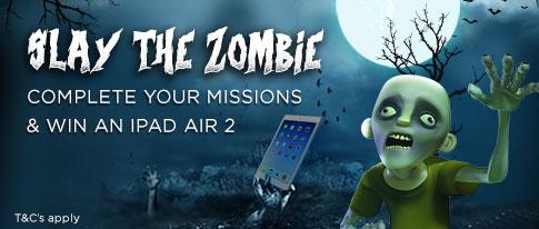 Slay the Zombie!