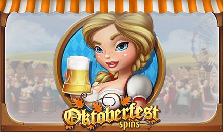Oktoberfest Spins Jackpot
