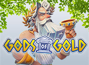 Gods of Gold Jackpot