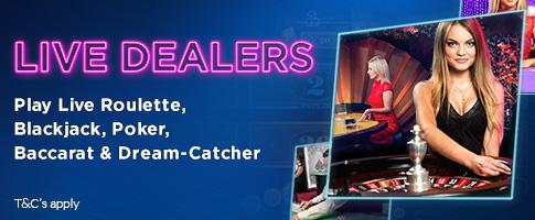 Live Dealers