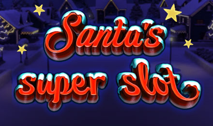 Santa's Super Slot Jackpot