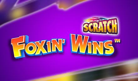 Foxin' Wins Scratch Cards