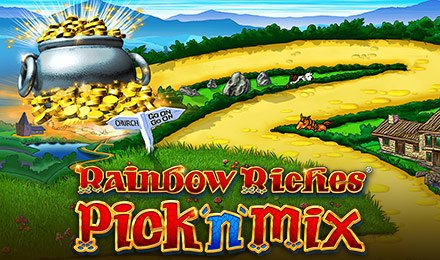 Rainbow Riches Pick n' Mix