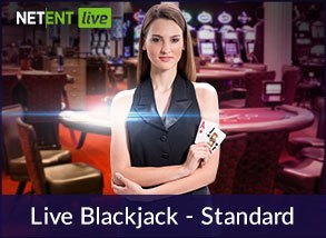 Live Blackjack - Standard Limits