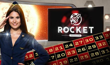 Live Rocket Roulette