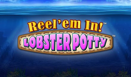Reel'em In!™ Lobster Potty™