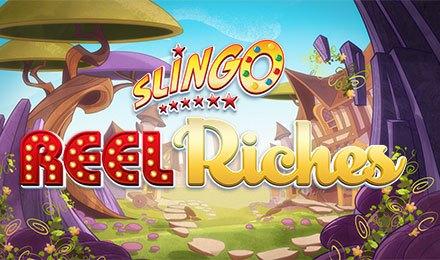 Slingo Reel Riches Slot
