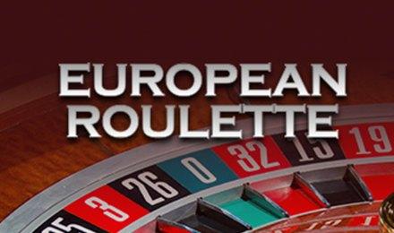 European Roulette - NetEnt