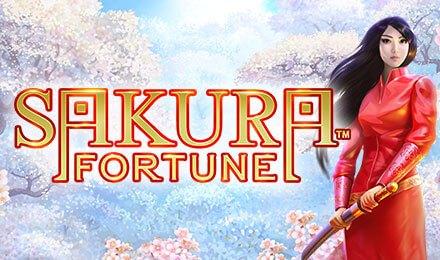 Sakura Fortune Slots