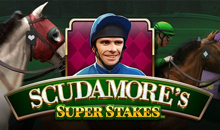 Scudamore's Super Stakes Slots