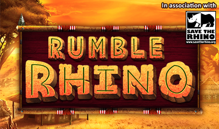 Rumble Rhino Slots