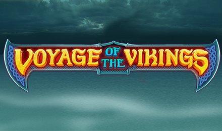 Voyage Of The Vikings Jackpot Slots
